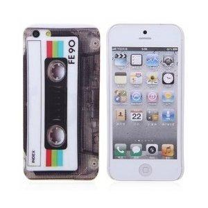 iPhone 5 Retro Tape Cassette Case