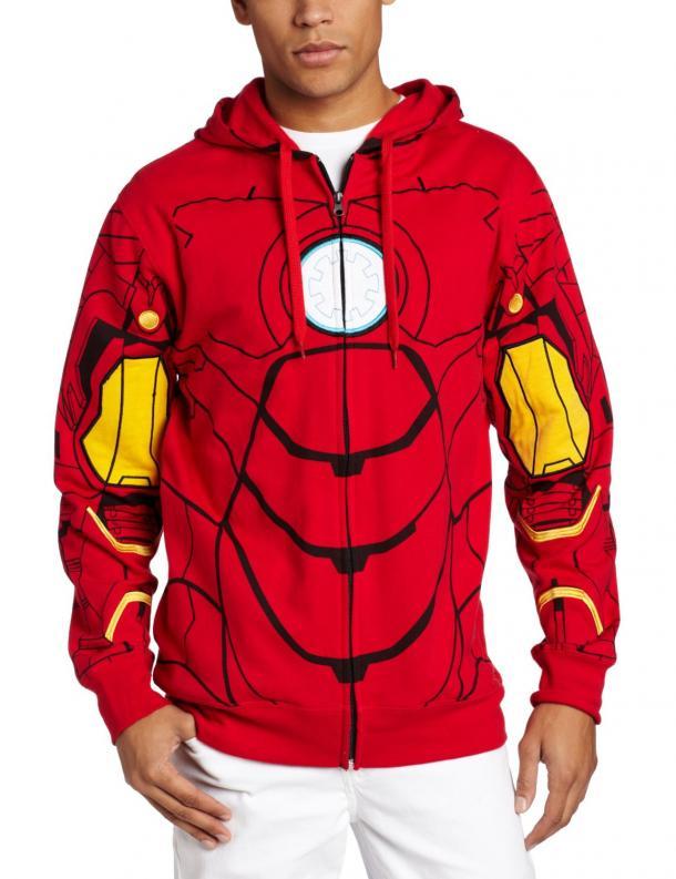 Iron Man Suit Hoodie