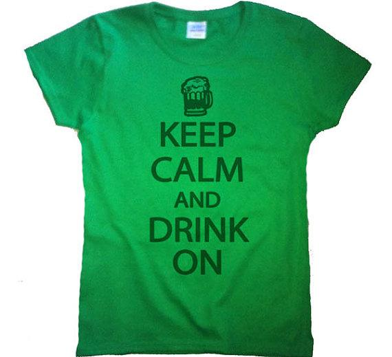 Keep Calm St. Patrick's Day T-Shirt