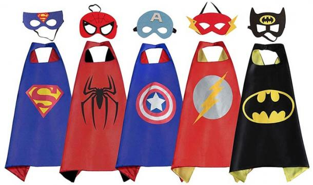 Kids Superhero Costumes  sc 1 st  The Coolest Stuff Ever & Kids Superhero Costumes | The Coolest Stuff Ever