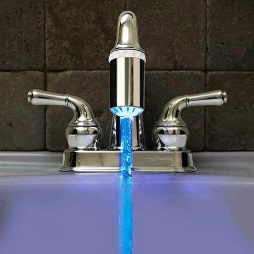 Kitchen Sink Faucet LED