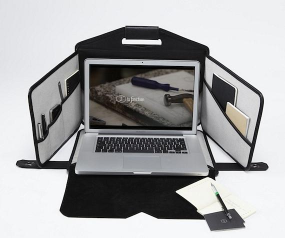 La Function Mobile Office Laptop Bag