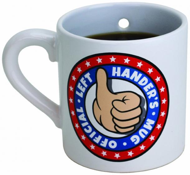 Left Handers Mug