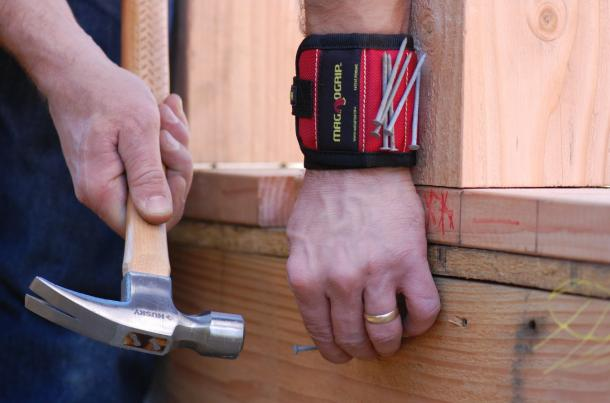 Magnetic Tool Wristband