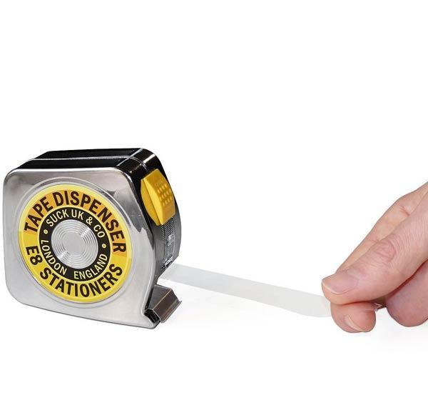 Measuring/Scotch Tape Dispenser