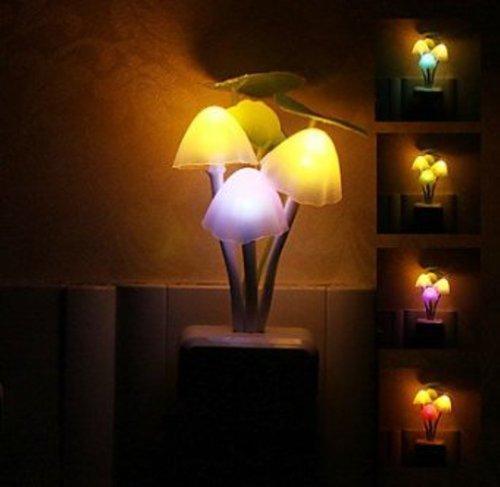 Mushroom LED Nightlight
