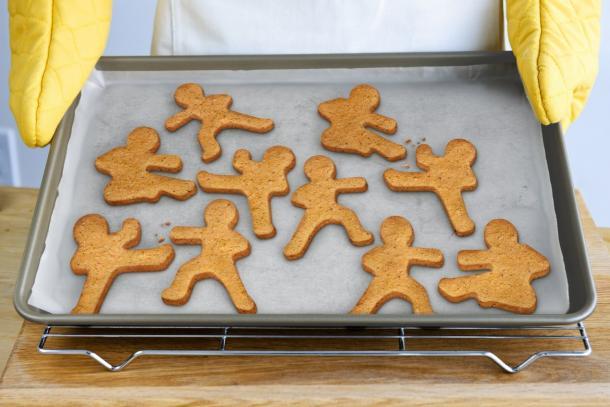 Ninja Cookie Cutters