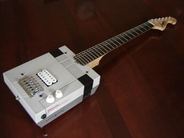 Nintendo/NES Guitar