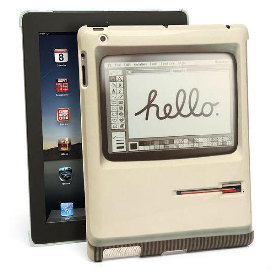 Original Macintosh iPad Case