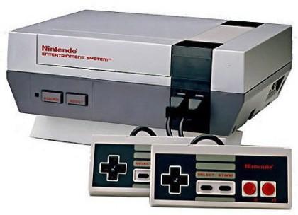 Original Nintendo NES System