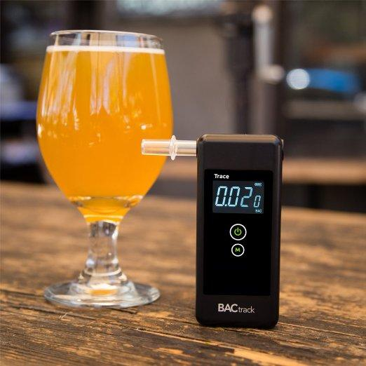 Personal Digital Breathalyzer