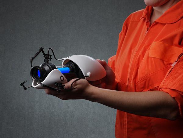 Portal 2 Replica Portal Gun