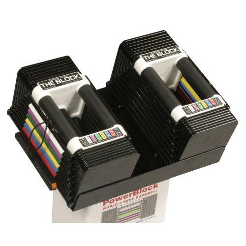PowerBlock Adjustable Dumbbells