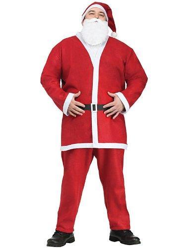 Cheap Santa Claus Suit