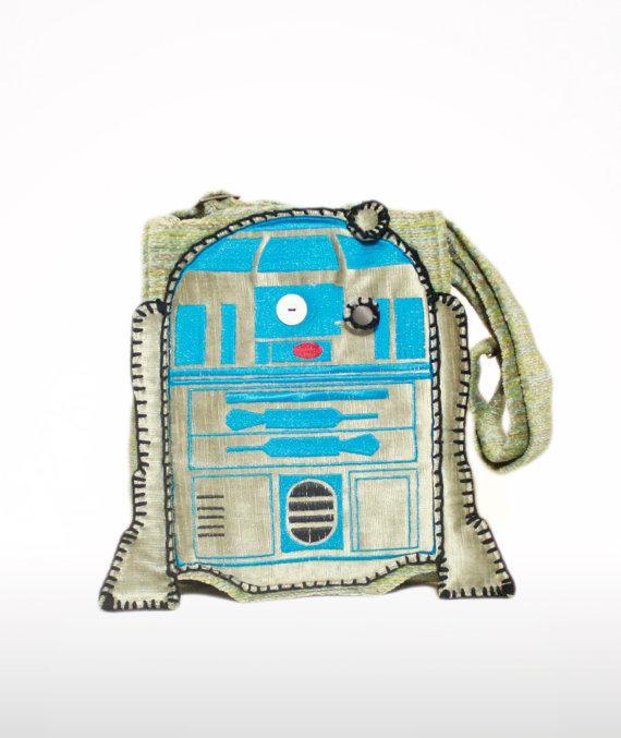 R2-D2 Star Wars Bag