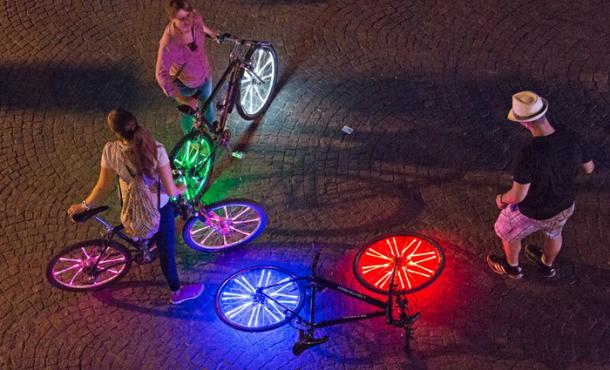 Radlicht Bike Lighting System