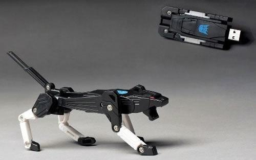 Ravage Transformer 4GB USB Drive