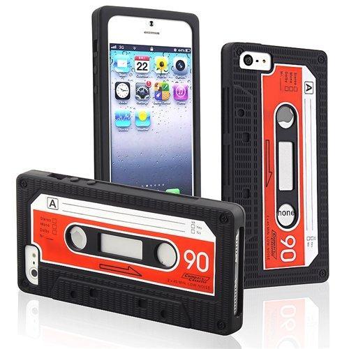 Retro Cassette Tape iPhone Case