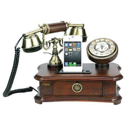 Retro iPhone Rotary Phone