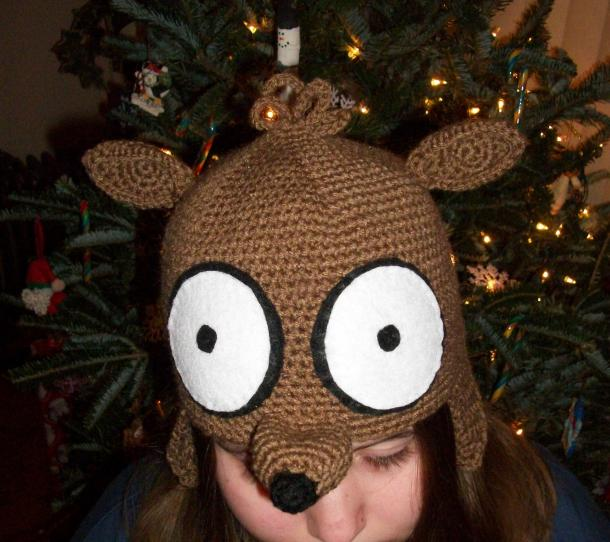 Rigby Hat From The Regular Show