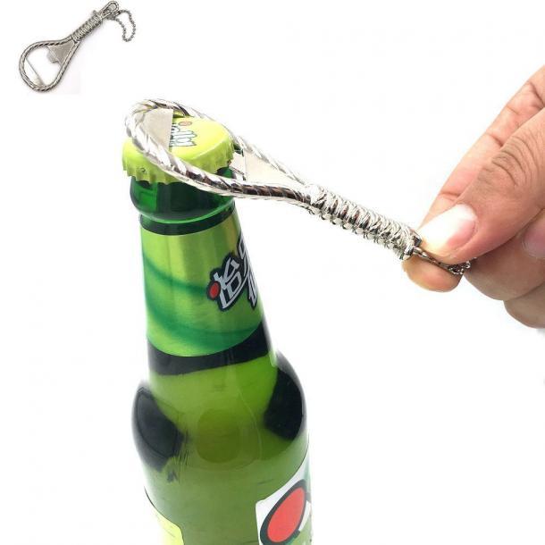 Vintage Rope Knot Bottle Opener