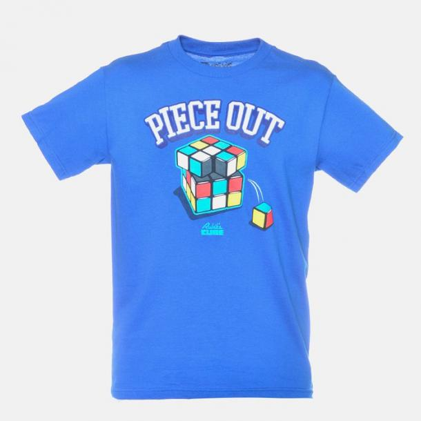 Rubik's Cube Piece Out T-Shirt