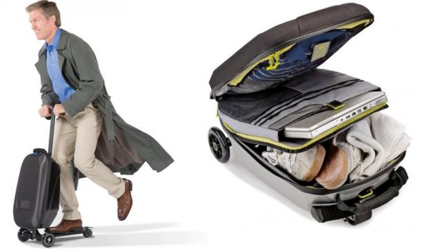 Scooter Micro Luggage