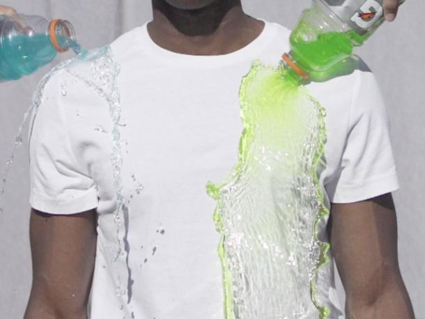 Silic: The Shirt That Cleans Itself!
