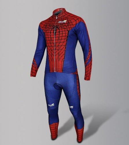 Spider-Man Cycling Suit