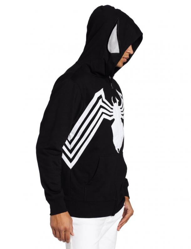 Spider Man Venom Hoodie The Coolest Stuff Ever