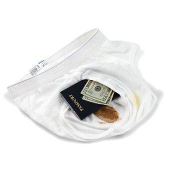 Stained Underwear Wallet/Safe