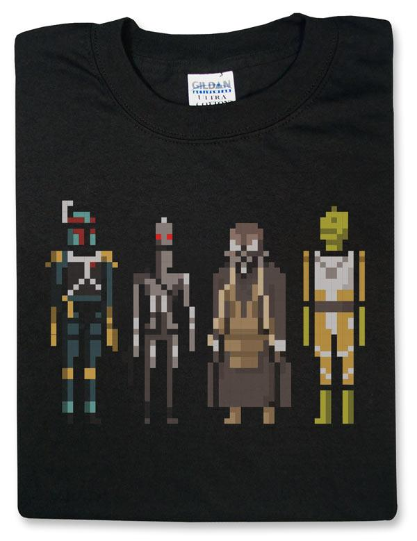 Star Wars Bounty Hunters T-Shirt