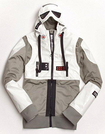 Star Wars Stormtrooper Jacket The Coolest Stuff Ever