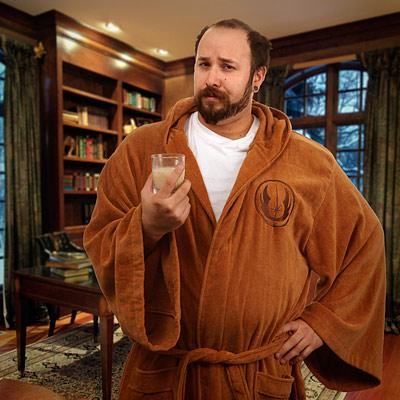 Star Wars Jedi & Sith Bath Robes