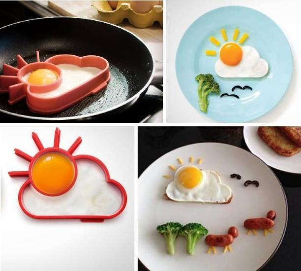 Sunnyside Up Egg Mold
