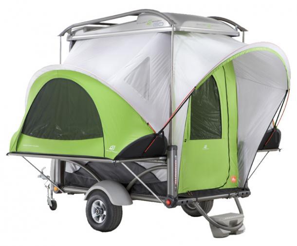SylvanSport Go Camper Trailer | The Coolest Stuff Ever