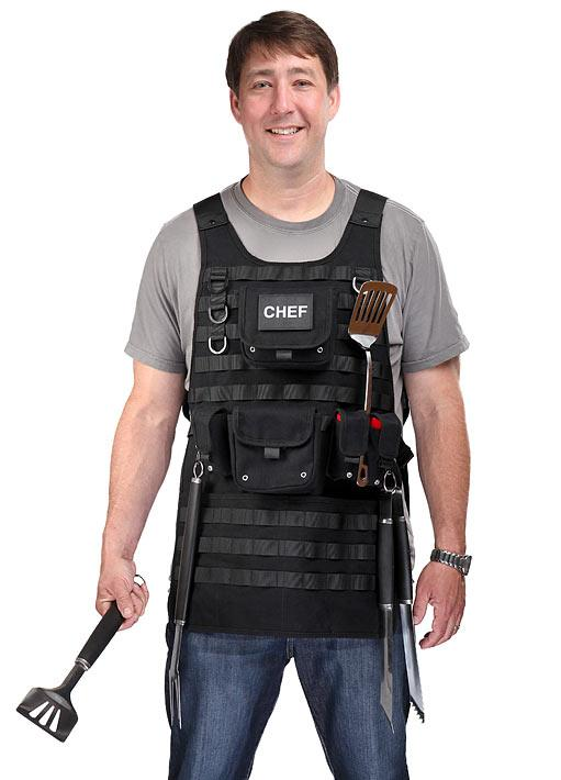 Tactical Barbeque Apron