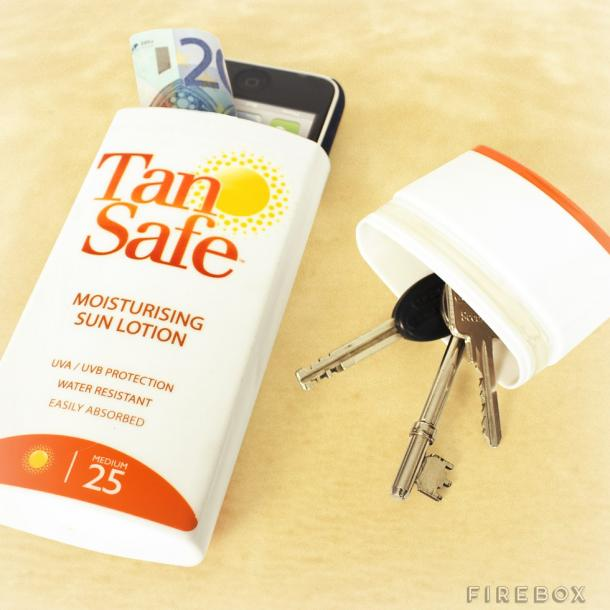 TanSafe Waterproof Safe