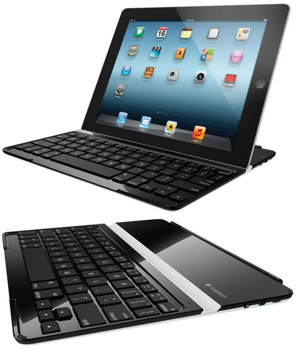 Super Thin Keyboard Cover For iPad