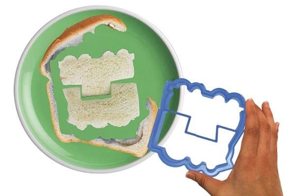 Train Sandwich Crust Cutter