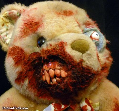 undead teddy bears the coolest stuff ever