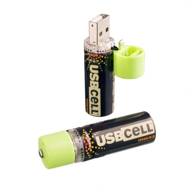 USB Cell AA Rechargeable Batteries