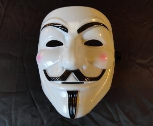 Guy Fawkes Mask / V For Vendetta Mask