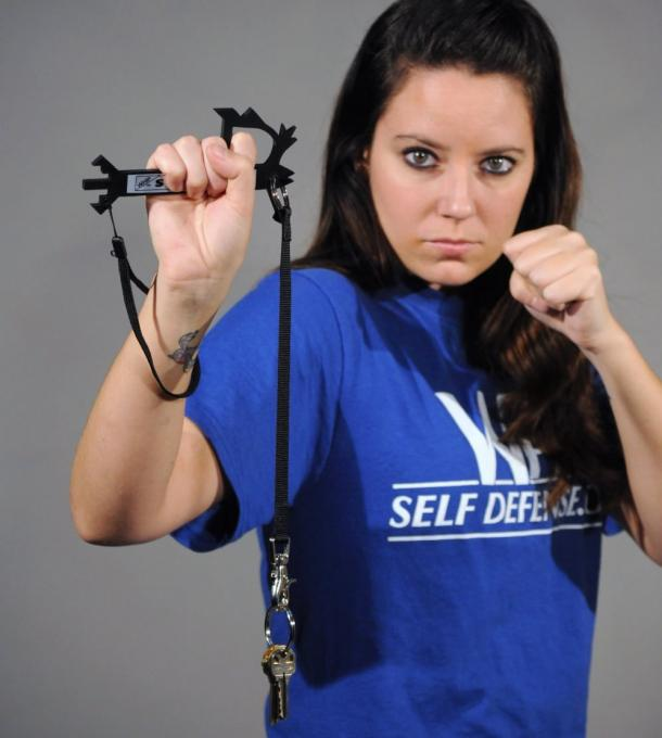 WHIP Self-Defense Keychain