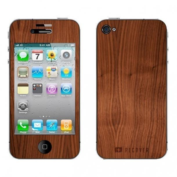 Real Wood iPhone & iPad Cases