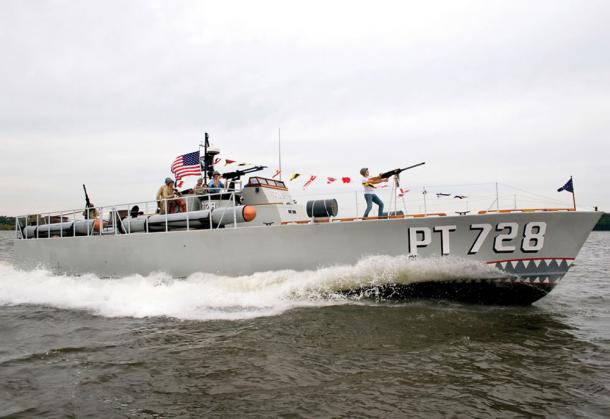 Your Own WWII PT Boat