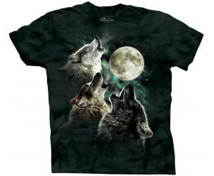 Original 3 Wolf Moon T-Shirt