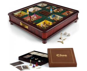 3D Clue Luxury Edition Board Game