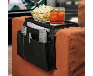 6 Pocket Couch Arm Rest Organizer