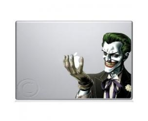 The Joker Macbook Decal